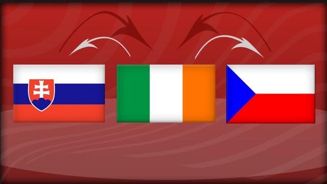 PREPRAVA SLOVENSKO (ČR) – ÍRSKO – SLOVENSKO (ČR) UŽ KAŽDÉ 3 TÝŽDNE!!!